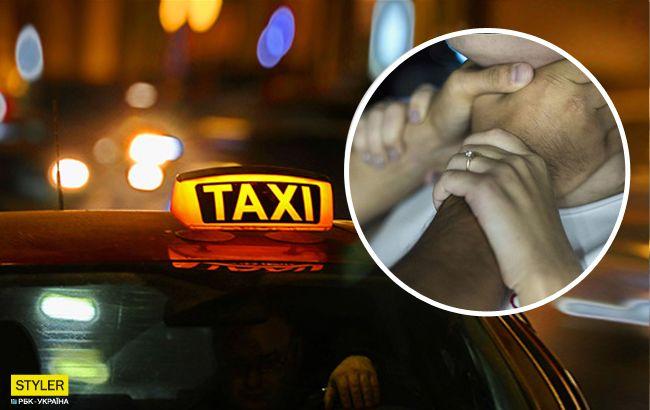 Їхала додому вночі: у Києві таксист зґвалтував і побив пасажирку
