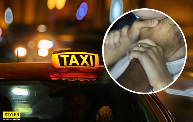 В Киеве таксист изнасиловал и ограбил девушку: в сеть попало видео
