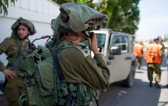 Ізраїль завдав удару по військовому об'єкту в секторі Газа, двоє загиблих