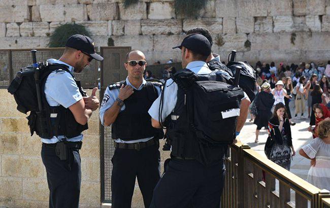 Фото: полиция Израиля (Facebook.com/israelpolice)