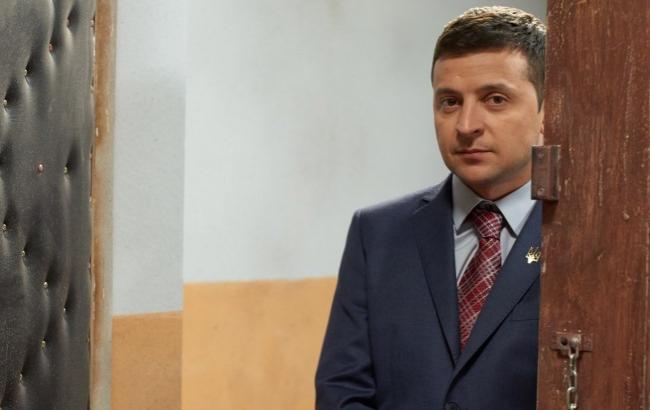 """Фото: По мнению Вятровича, главный герой сериала """"Слуга народа"""" - агент Кремля (kogda.biz)"""