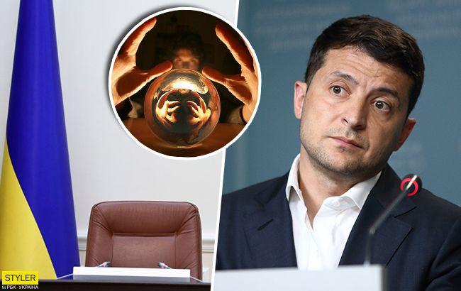 Кого Зеленский назначит новым премьер-министром: прогноз экстрасенса