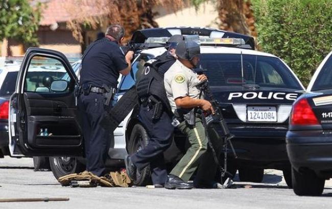 Фото: у Каліфорнії в результаті перестрілки загинули поліцейські