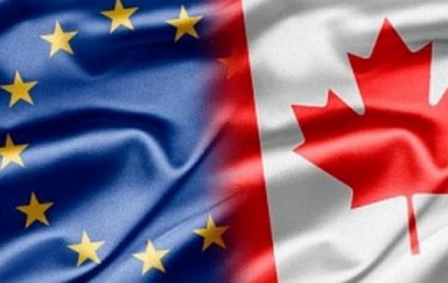 Фото: в Европарламенте проголосовали в поддержку ЗСТ с Канадой
