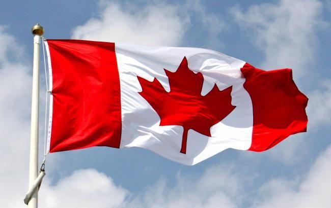 Фото: флаг Канады (РБК-Украина)