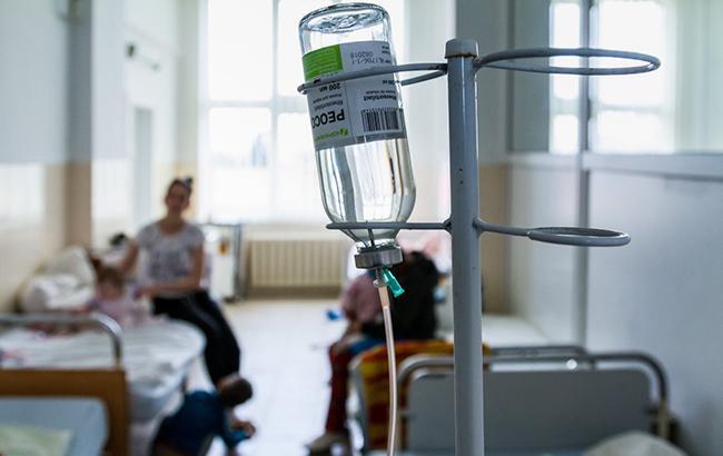 Иллюстративное фото: больница (УНИАН)