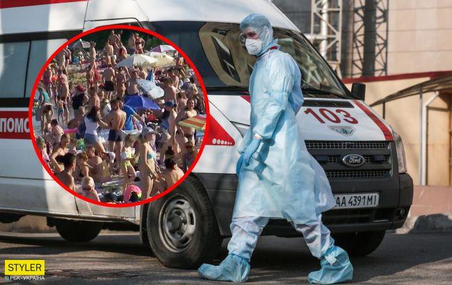 Украинцы массово игнорируют карантин: коронавирус больше не страшен