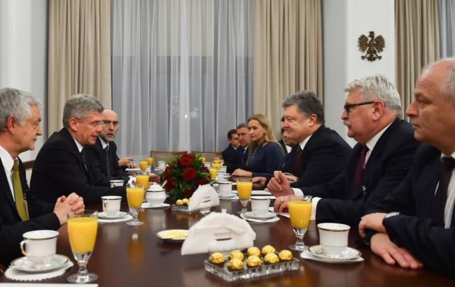 Украина и Польша активизируют сотрудничество в рамках межпарламентской ассамблеи