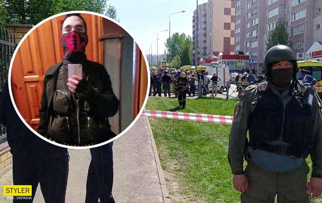 Массовое убийствов российской гимназии: появилось видео допроса стрелка