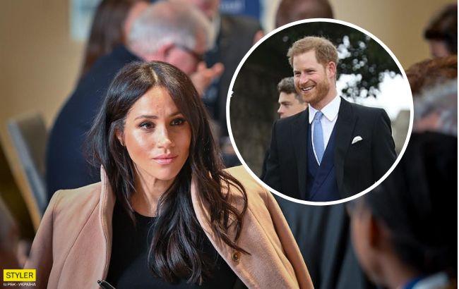 Залишив вдома з дитиною: принц Гаррі поїхав від Маркл