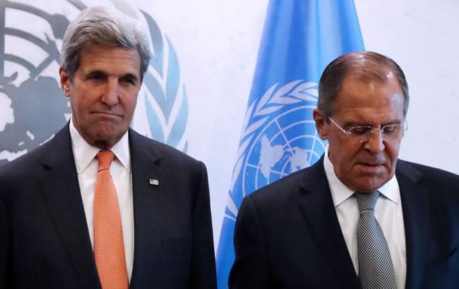 Фото: в Лозанне завершились переговоры по Сирии