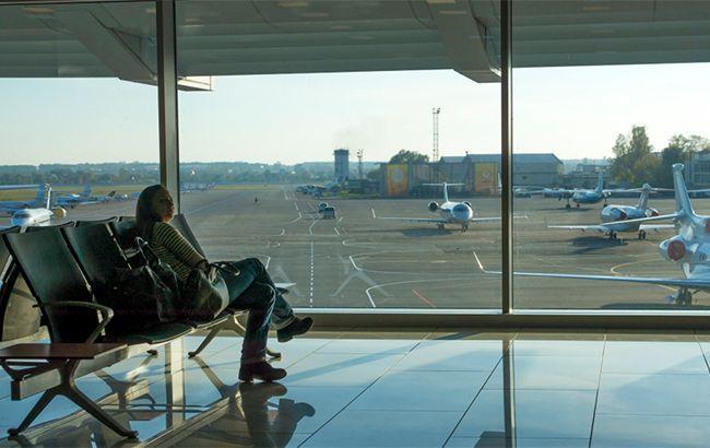 """Фото: аеропорт """"Київ"""" (iev.aero)"""