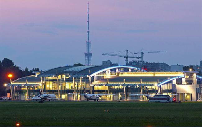 "Фото: аэропорт ""Киев"" (kiev.aero)"