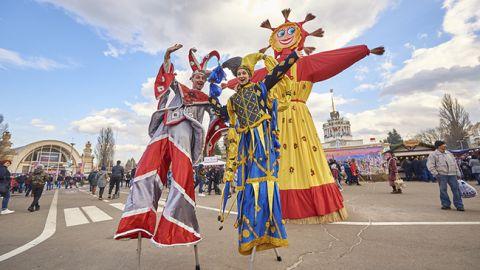 Масленица 2020 в Киеве - что делать 1 марта на ВДНГ, афиша   РБК Украина