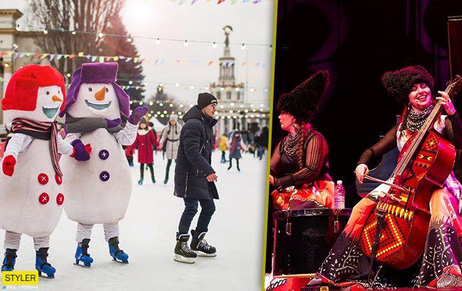 Куди піти у Києві: Зимова країна, ДахаБраха і інші яскраві шоу грудня