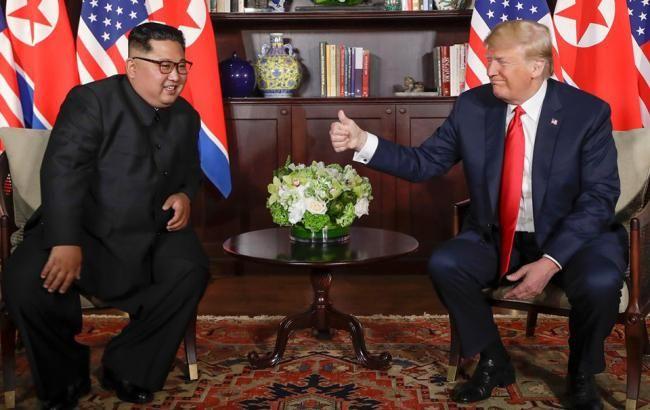 Трамп намерен предложить КНДР сделку по санкциям, - Time