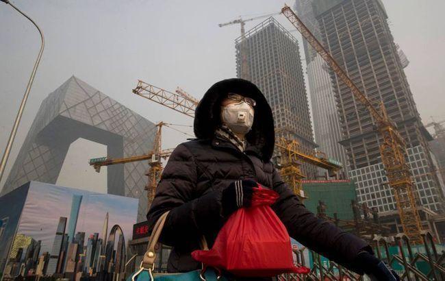 У Китаї оголосили найвищий рівень НС урегіонах з населенням в 1,2 млрд