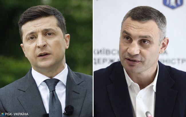Зеленский и Кличко - лидеры доверия украинцев, - опрос