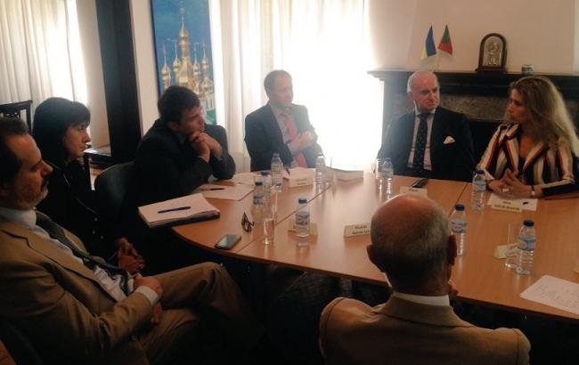 Фото: Павел Климкин встретился с представителями деловых кругов Португальской Республики