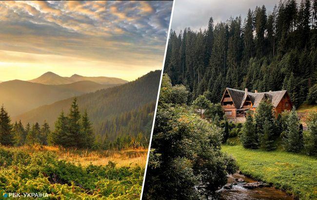 Хюґґе по-українськи: найцікавіші готелі Карпат для затишного відпочинку восени