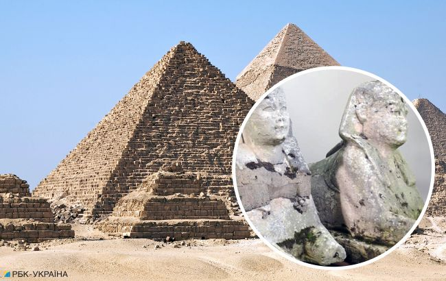 """""""Це дійсно неймовірно"""". Садові статуї виявилися реліквіями Стародавнього Єгипту й пішли з молотка за 265 тисяч доларів"""