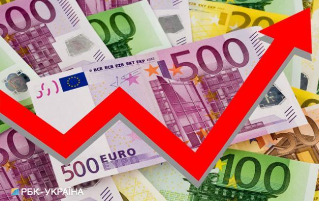 НБУ встановив курс євро вище 33 гривень на 21 вересня
