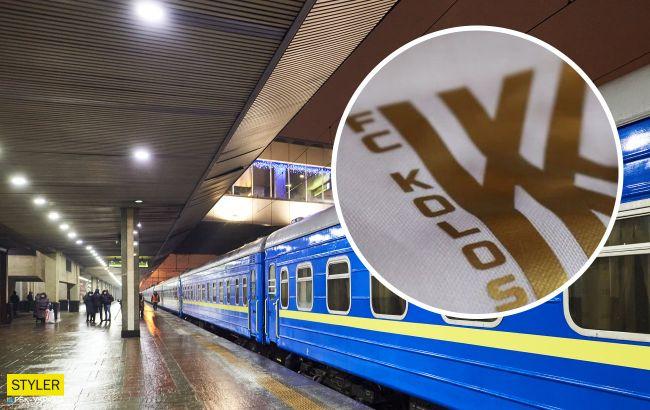 """Пьяные футболисты разнесли поезд Ужгород-Киев: """"в одних трусах выломал дверь"""""""
