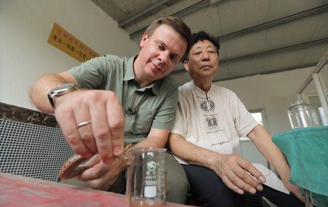 Дмитро Комаров відшукає китайський еліксир молодості і покаже село доларових мільйонерів