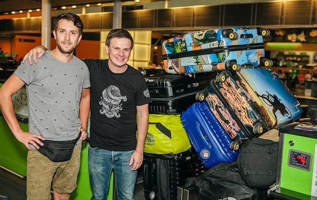 Саша Дмитриев и Дима Комаров (фото: пресс-служба)
