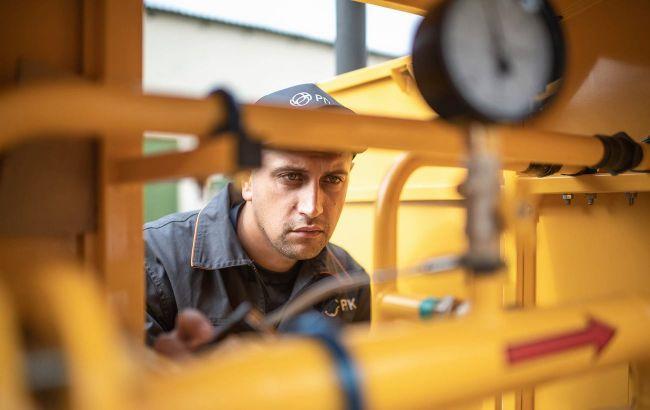 В Ивано-Франковской области прошел конкурс газовиков по эксплуатации сетей с водородом