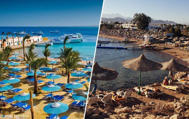 Піщані пляжі і сервіс у готелях: порівнюємо два найпопулярніших курорти Єгипту