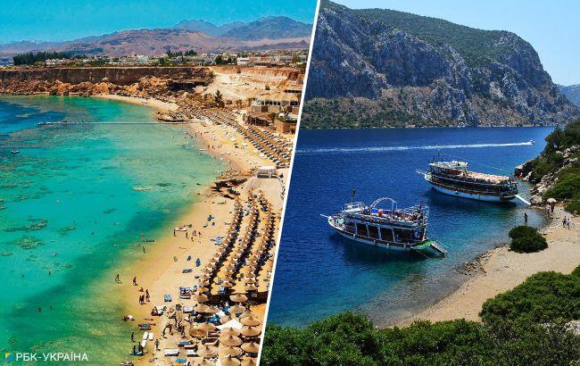 Туреччина або Єгипет: як вибрати ідеальний курорт для весняної відпустки