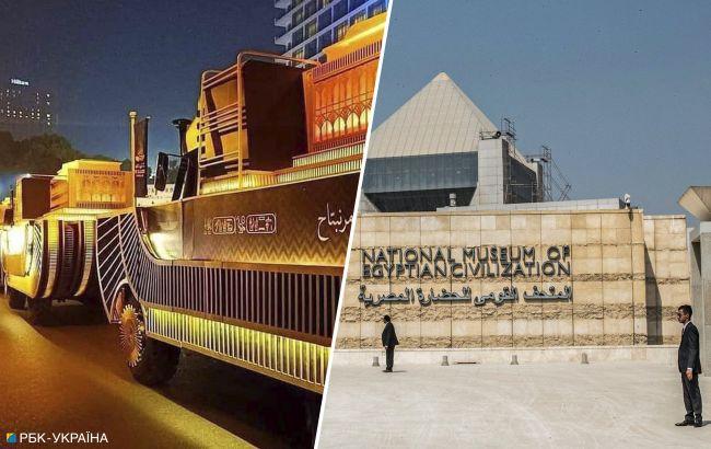 """""""Парад фараонов"""": туристы в Египте смогут увидеть уникальное событие"""