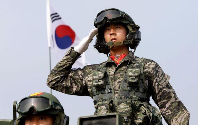 Южная Корея проведет учения вблизи спорных с Японией островов