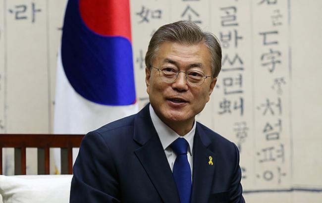 Президент Південної Кореї зустрінеться з формальним лідером КНДР під час Олімпіади