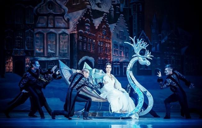 "Фото: балет ""Снежная королева"" (пресс-служба)"