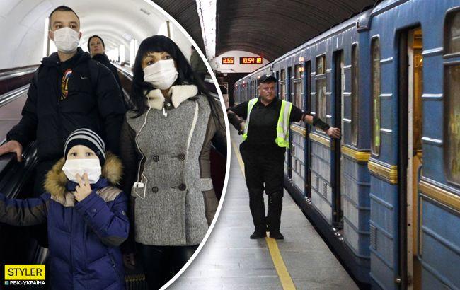 Коронавирус в Украине: врач рассказал, почему нельзя закрывать метро
