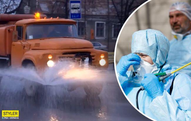 Спецпропуска и машины с хлором: как живет эпицентр коронавируса в Украине