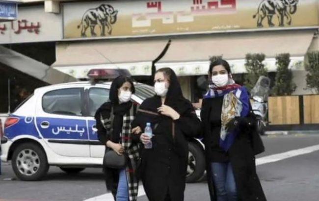 В Ірані спростували дані про жертви коронавірусу