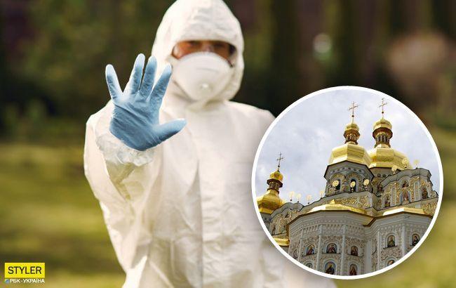 В Украине церкви стали распространителями COVID-19: где заразились больше