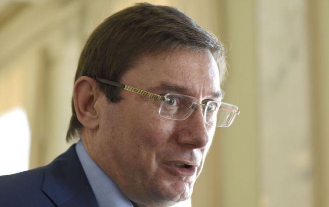 Луценко рассчитывает налучший расклад для парламента