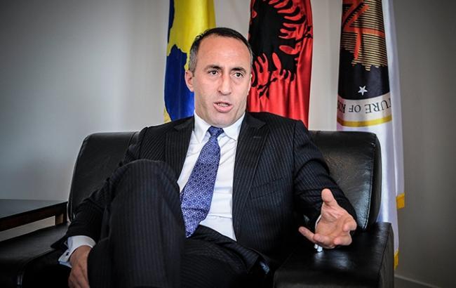 Милиция Франции задержала прежнего премьера Косово позапросу Сербии