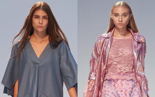 На Mercedes-Benz Fashion Days Kiev состоялись первые показы