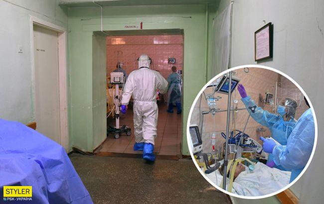 """Люди задыхаются, мест больше нет: курортная Коломыя """"пылает"""" из-за коронавируса"""