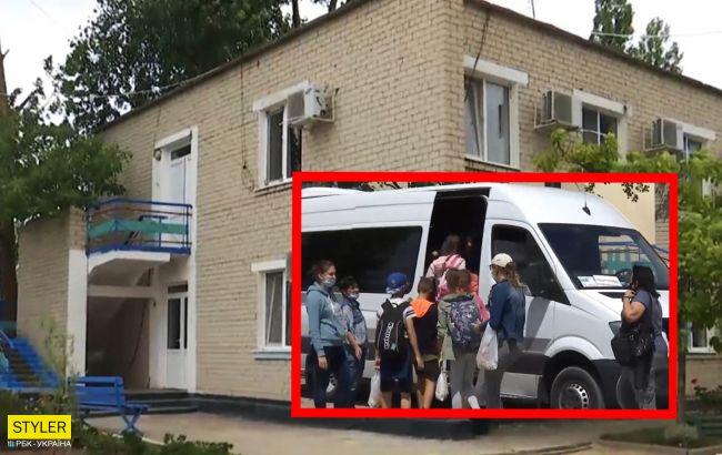 На украинском курорте обнаружен COVID-19, но отдыхающие не уезжают