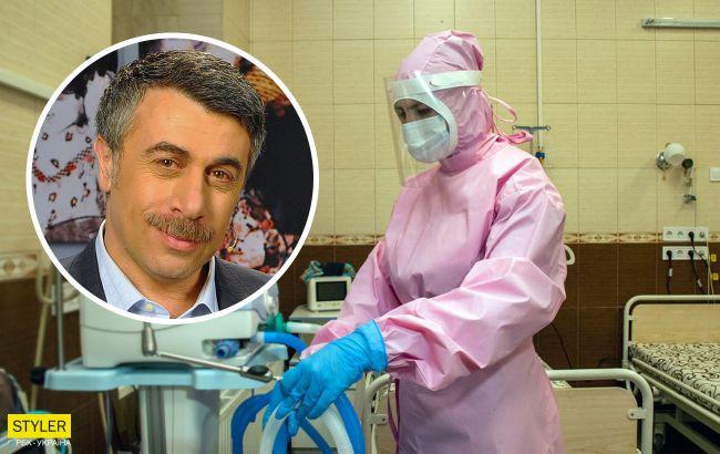 Комаровский о вакцине Sinovac: безопасна, но с ней не все хорошо