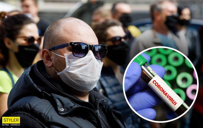 Український епідеміолог прогнозує спад пандемії вже на Новий рік