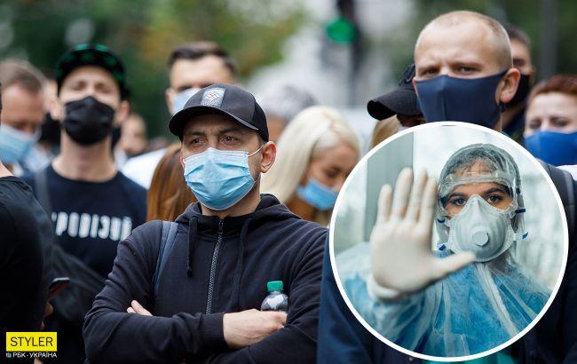 """В Україні можуть знову посилити карантин через штам """"Дельта"""": що відомо"""
