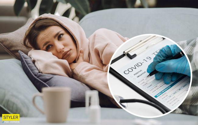 """Лікар розповів про нові симптоми COVID-19: """"люди не можуть пересуватись по квартирі"""""""