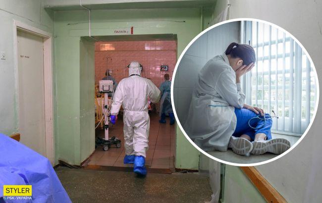 Легкие сгорели: во Львове от COVID-19 умерла многодетная мать, противница вакцинации